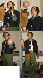 Jim Hawkins Costume 2006 by Jarod-the-Stampede