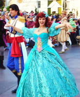 Ariel Dancing at Chrismas by Jarod-the-Stampede