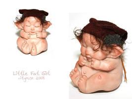 Little Fat Girl by cityrose