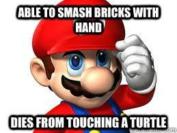 Mario by Candyboy123