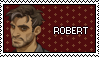 DD Robert Stamp [ F2U ] by flapjack-stamps