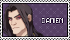 DD Damien Stamp [ F2U ] by flapjack-stamps