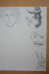 Sketchbook Doodles #5