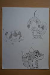 #8 Water Creature