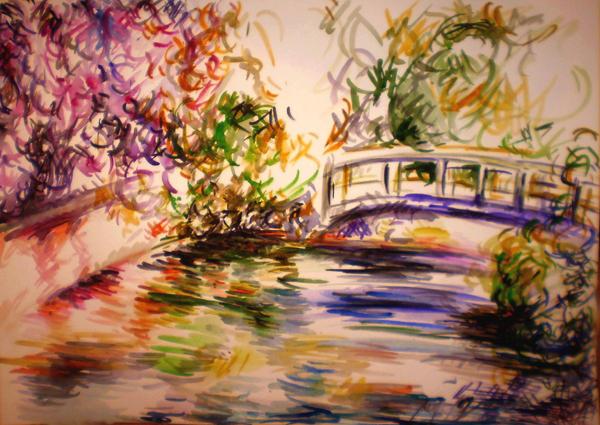 The Bridge by Keltu