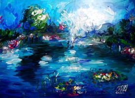 The Lake II by Keltu