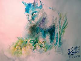 Cat II by Keltu