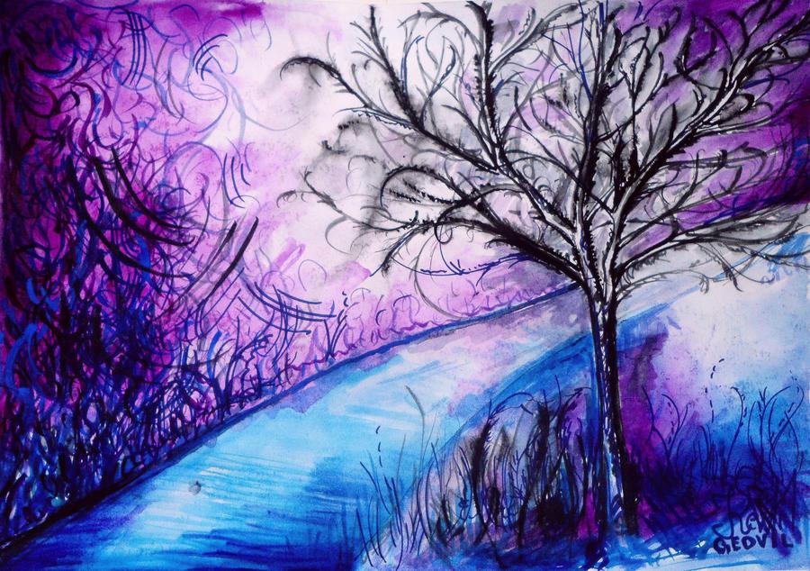 The Tree by Keltu
