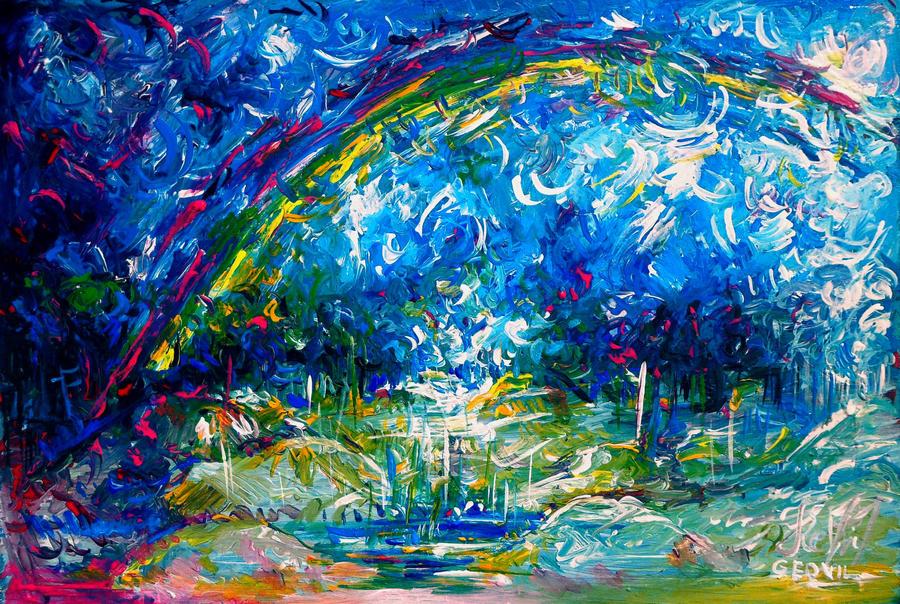 Rainbow by Keltu