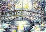 The Bridge in Winter
