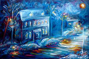Winter Magic by Keltu