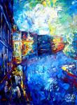 The Streets of Helsinki by Keltu