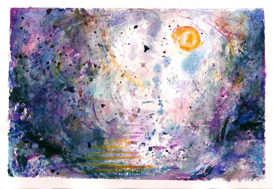 Abyss IV by Keltu