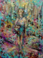 Alexa Chung by Keltu