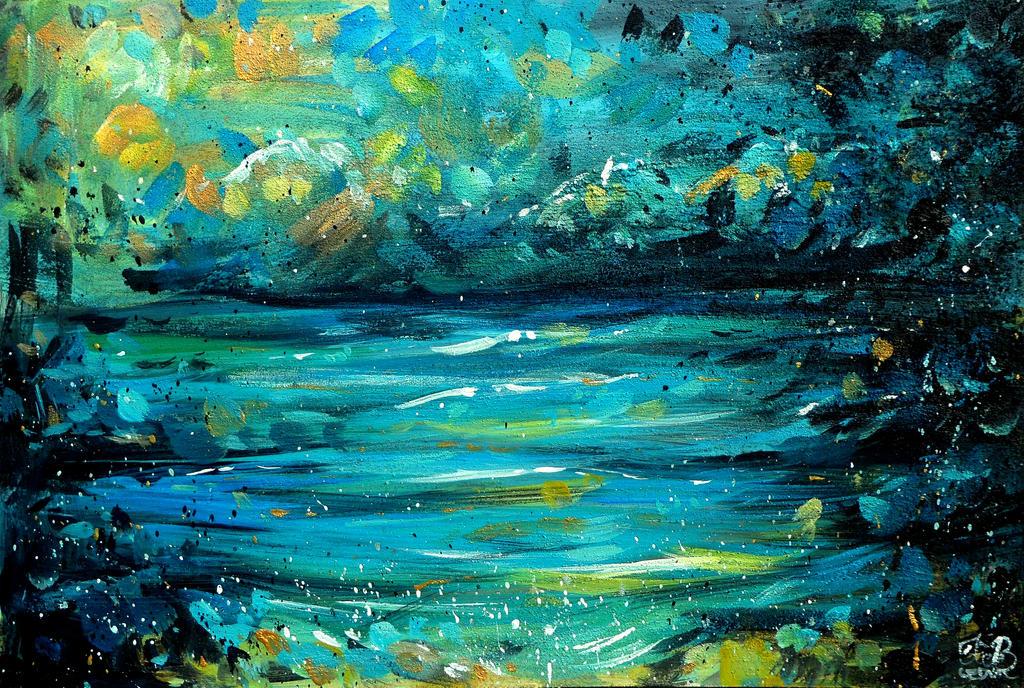 Seaside II by Keltu