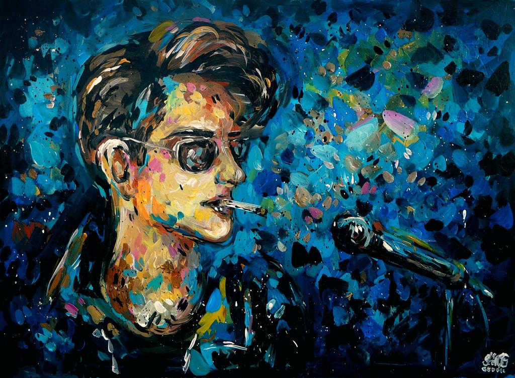Alex Turner by Keltu
