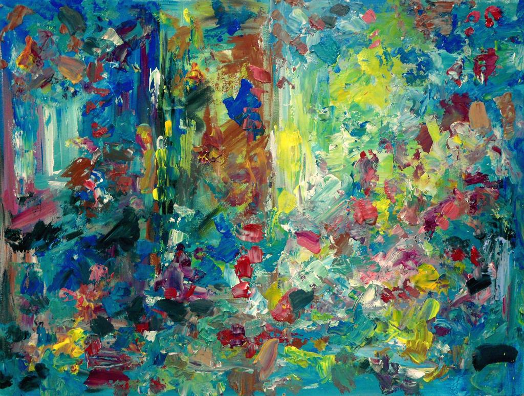 Turquoise II by Keltu