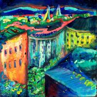 Budapest III by Keltu