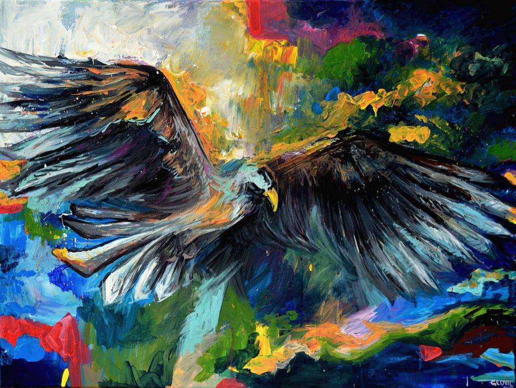 Sea Eagle by Keltu