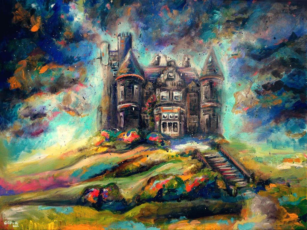 Sherbrooke Castle by Keltu