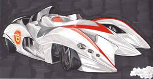 Speed Racer - Mach 6
