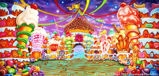 Fantastic Candyland by Hells Kitten550 on DeviantArt