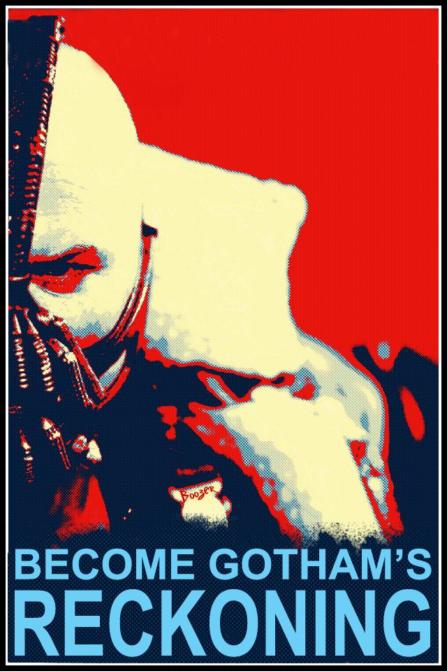 Batman Collection - Bane by boozer11