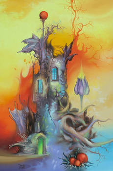 Land of crystalflowers 1.