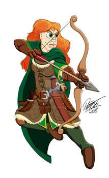 Tahlya the Huntress