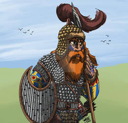 KoM - Scythian Warrior