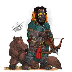 RPG 2021 - Ifrit Ranger