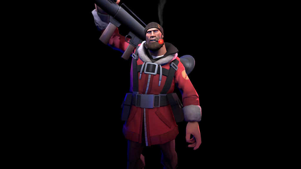 Soldier Loadout by 16fable