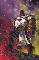 Thanos by KolinsArt