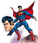 SK Superman color