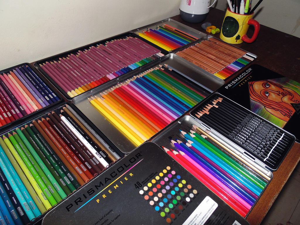 My Drawing Tools By F A D I L On Deviantart
