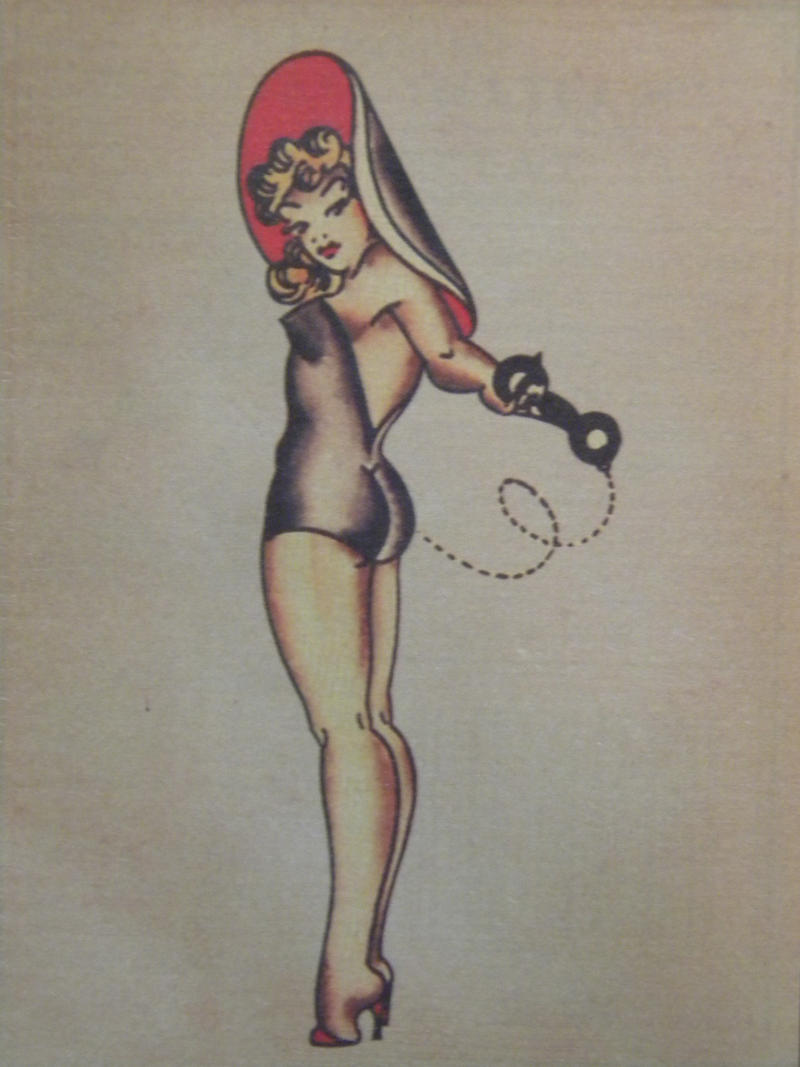 Naked Girls With Sailor Jerry