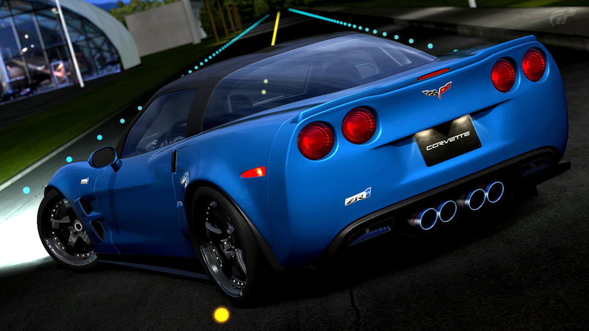 Profiled ZR1 by RaynePhotography