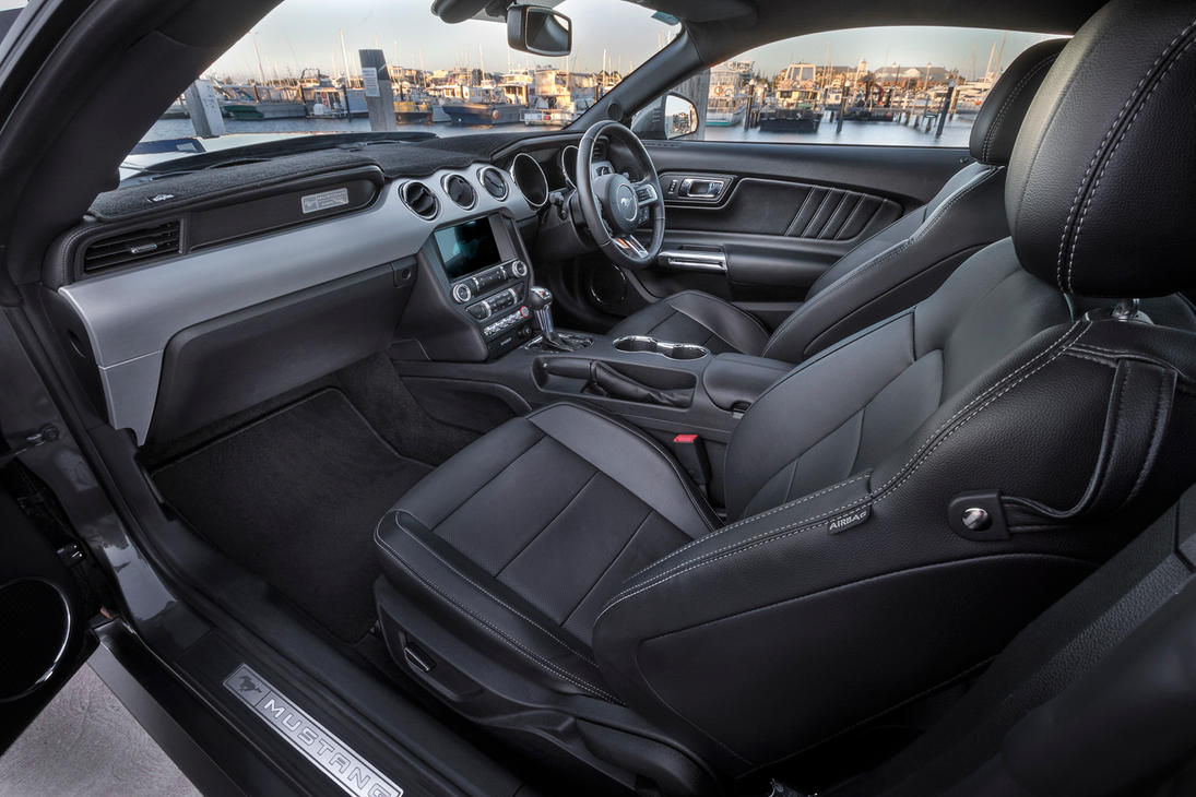 Ford Mustang Interior 1 by StachRogalski