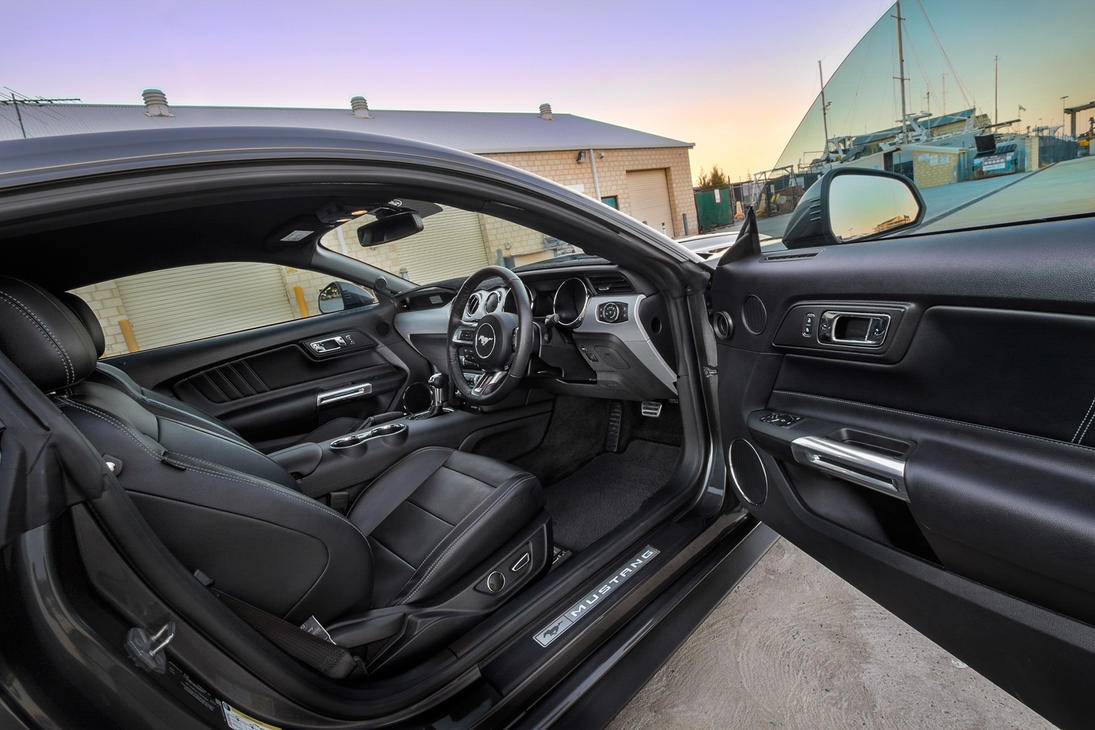 Ford Mustang Interior 2 by StachRogalski