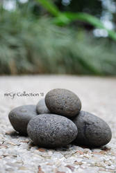 only ordinary stone ...