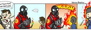 Nyoron trys the spy class