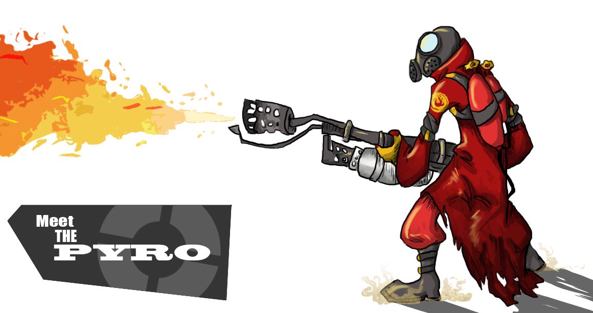 meet the pyro script
