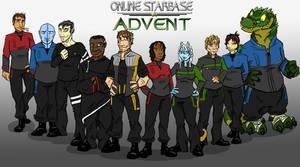 OSB:Advent. The Crew