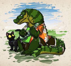 Ukulele Gator