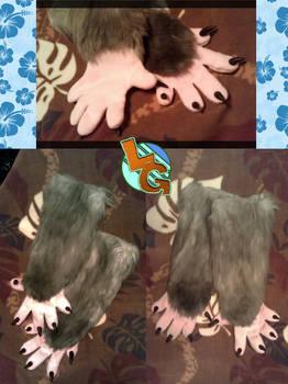 O'Possum Hands