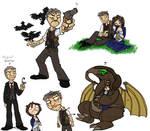 Bioshock Infinite Doodleledo