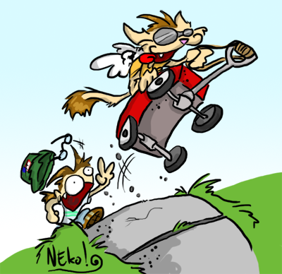 Go Speed Crasher by Heros-Shadow