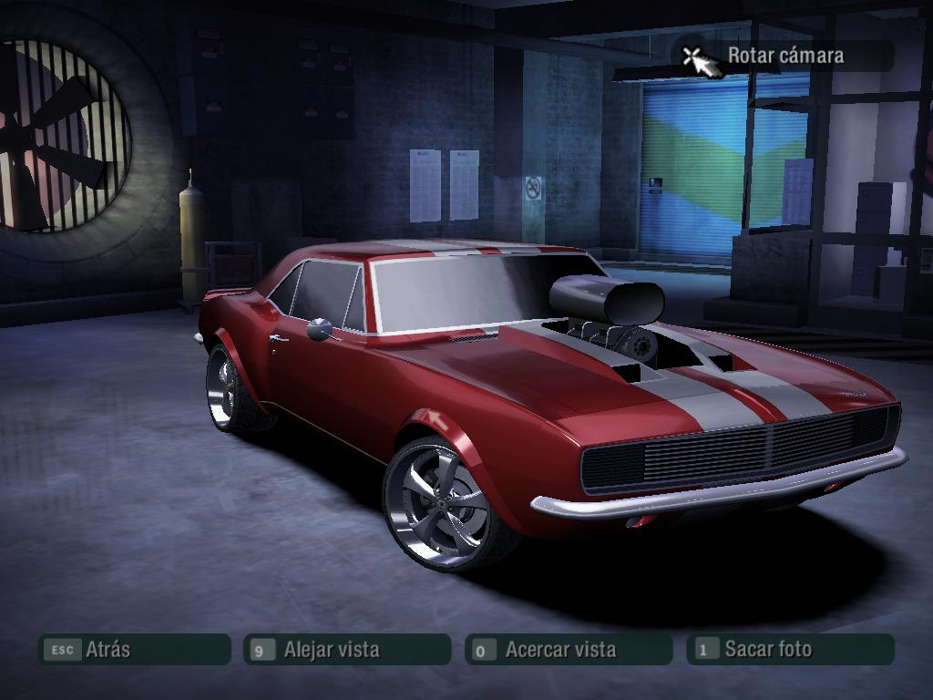 nfs carbon - 1967 camaro ss850i on deviantart