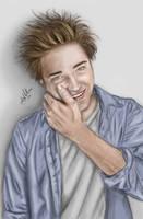 Robert Pattinson. by Jennsan89