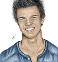 Taylor Lautner by Jennsan89